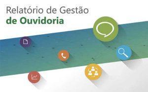 RELATÓRIO DE GESTÃO OUVIDORIA