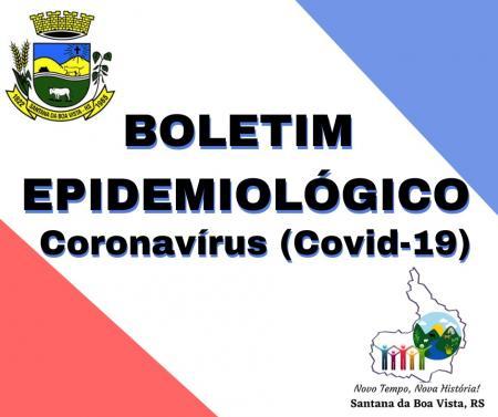 BOLETIM EPIDEMIOLÓGICO 252 - 15/04/2021
