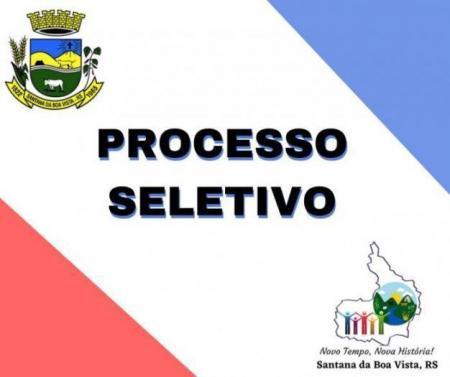 PROCESSO SELETIVO RADIOLOGISTA