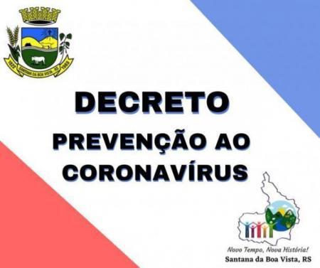 DECRETO Nº. 3.358 - Calamidade Pública - Covid- 19 - retificação Decreto 3.357/2021